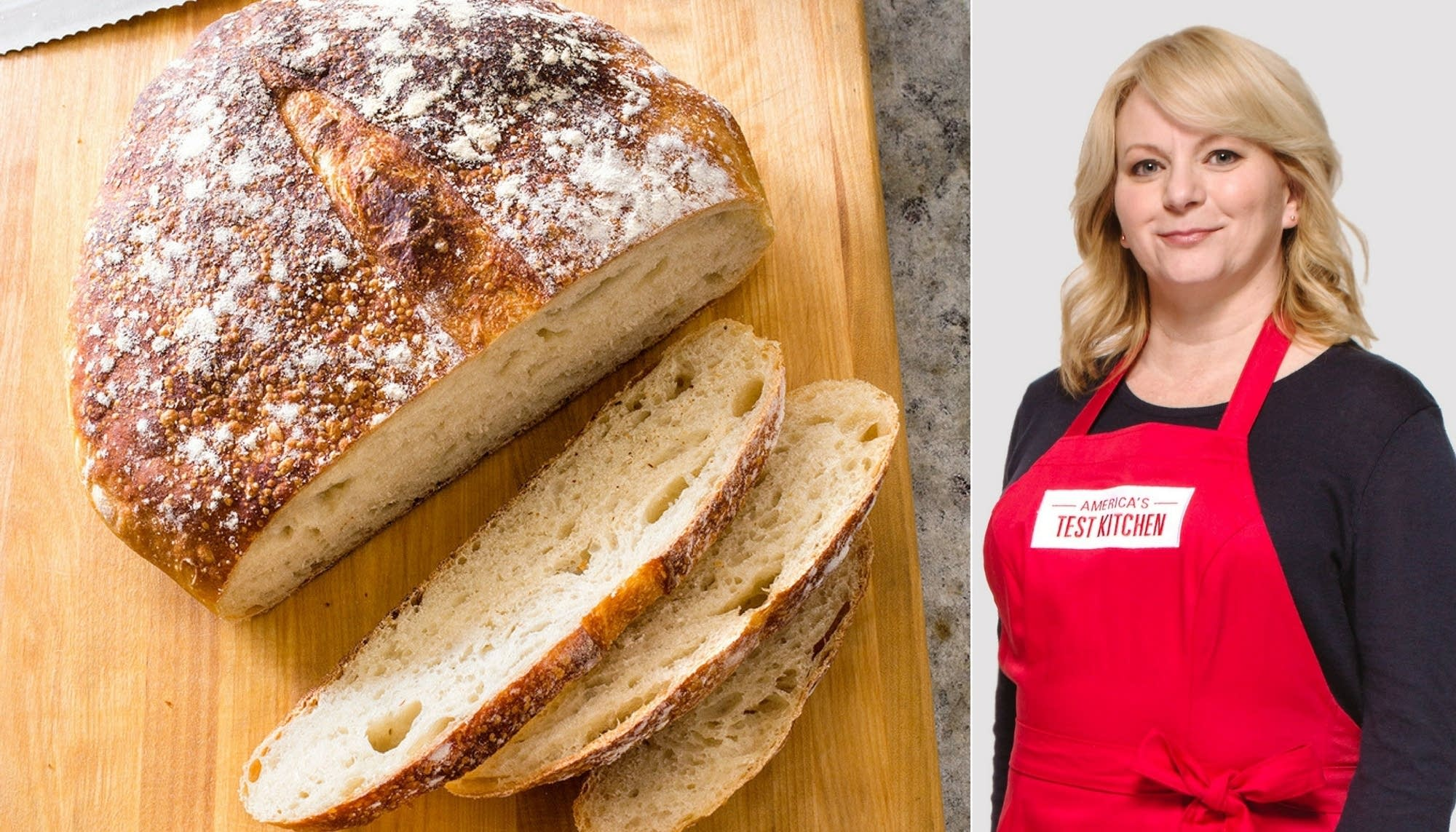 America 39 S Test Kitchen On The Simplicity Of Sourdough Starters The Splendid Table