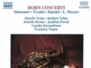 Antonio Vivaldi - Concerto for Two Horns: III. Allegro