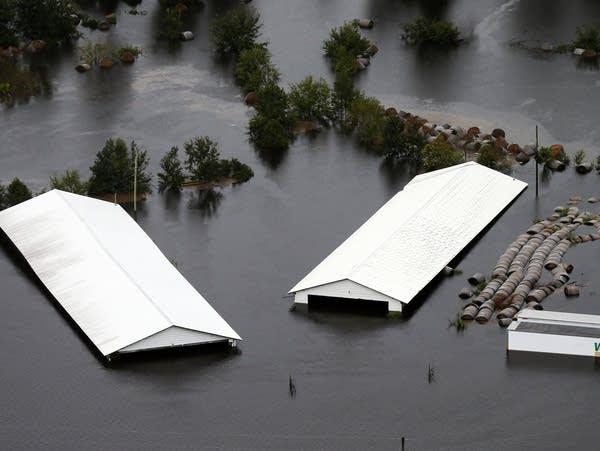 North Carolina flooding