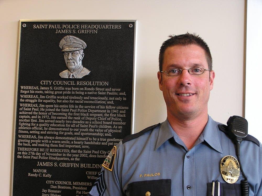 Sgt. Paul Paulos