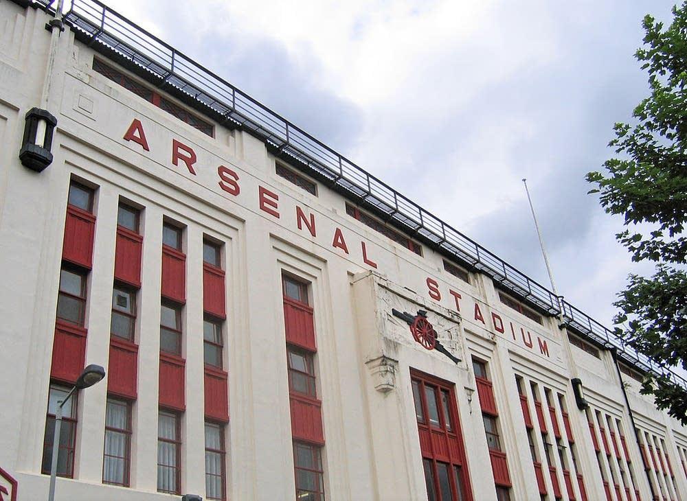 arsenal stadium highbury