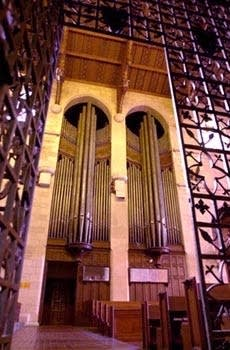 1921 E.M. Skinner organ at Saint Luke's Episcopal, Evanston, IL