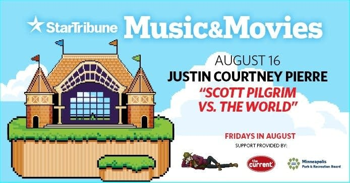 Star Tribune Music and Movies Scott Pilgrim vs the world