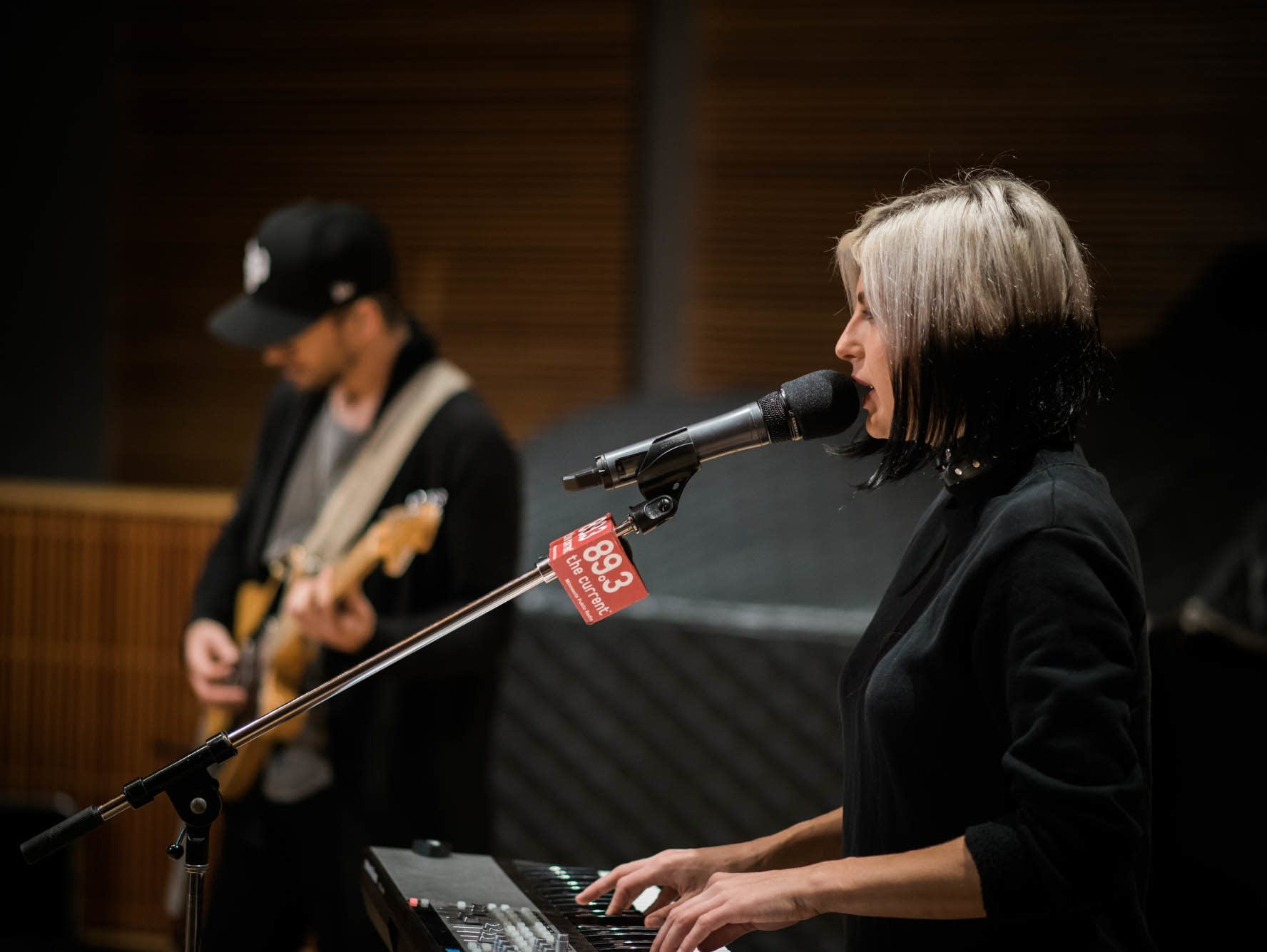 Phantogram perform at The Current