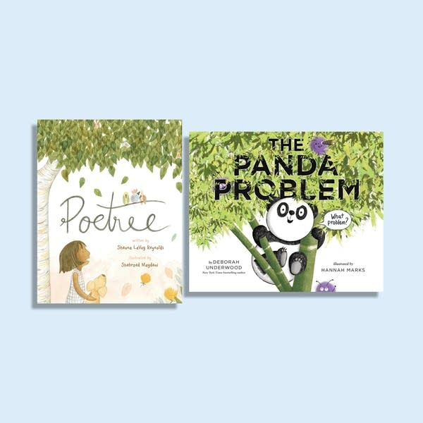 Julie's Library: Poetree & The Panda Problem