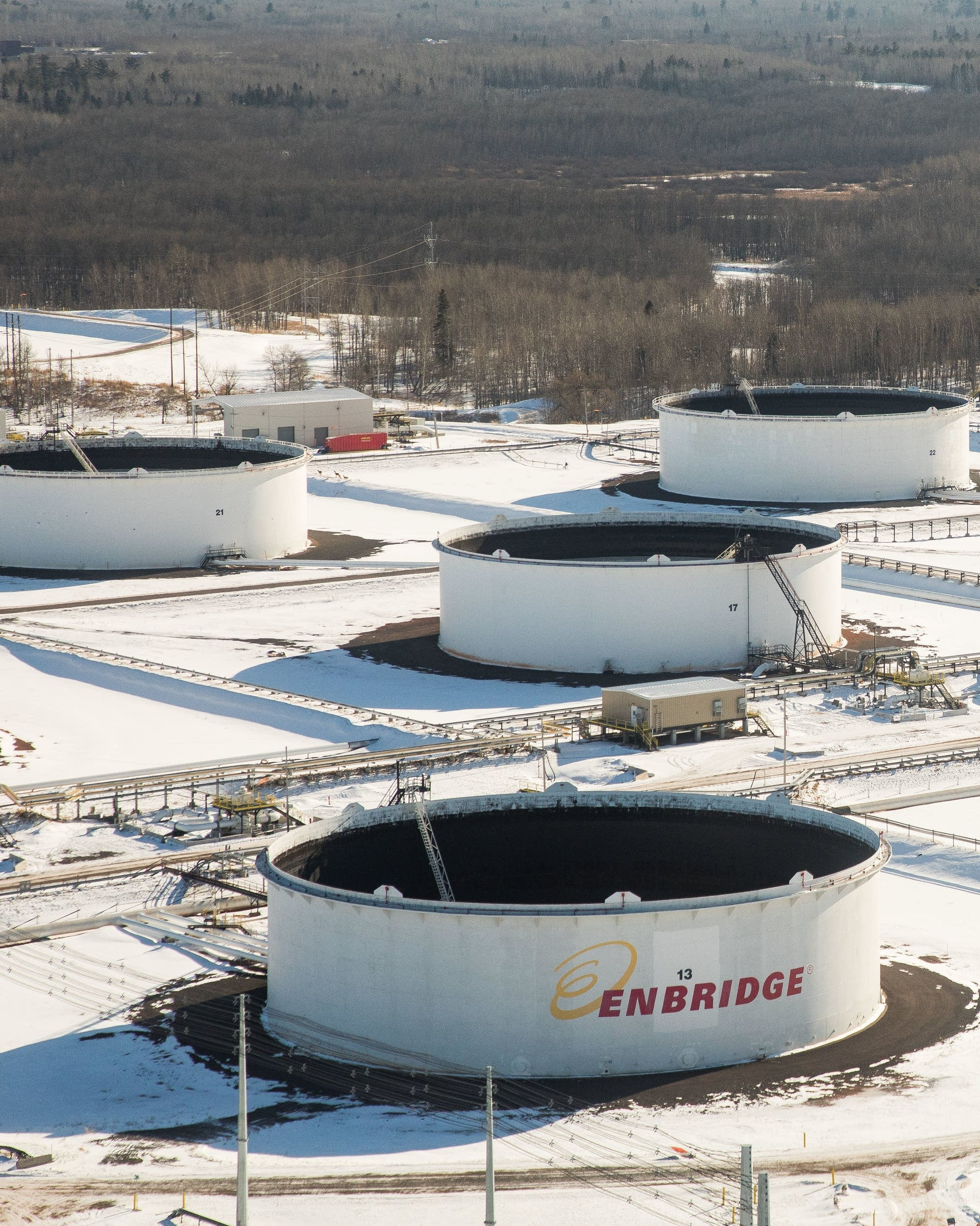 Enbridge proposes another pipeline replacement across Fond