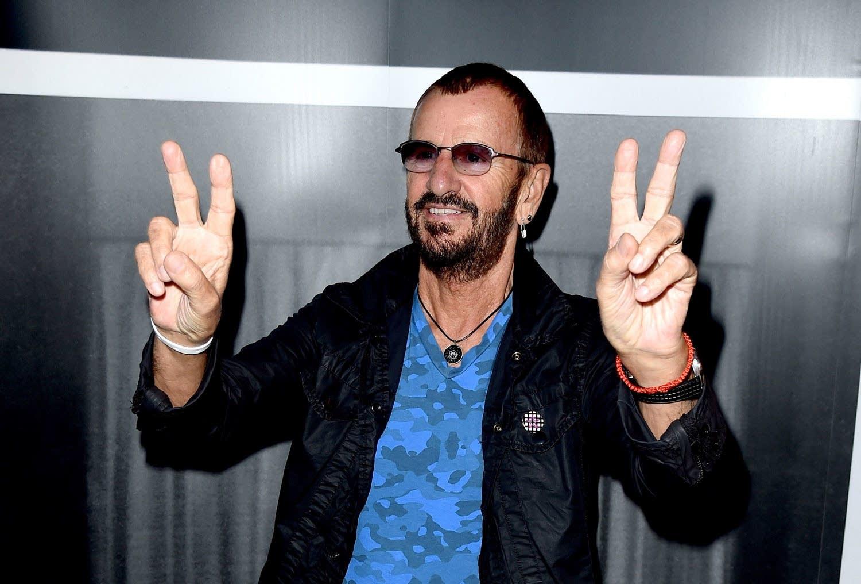 Ringo Starr In 2015