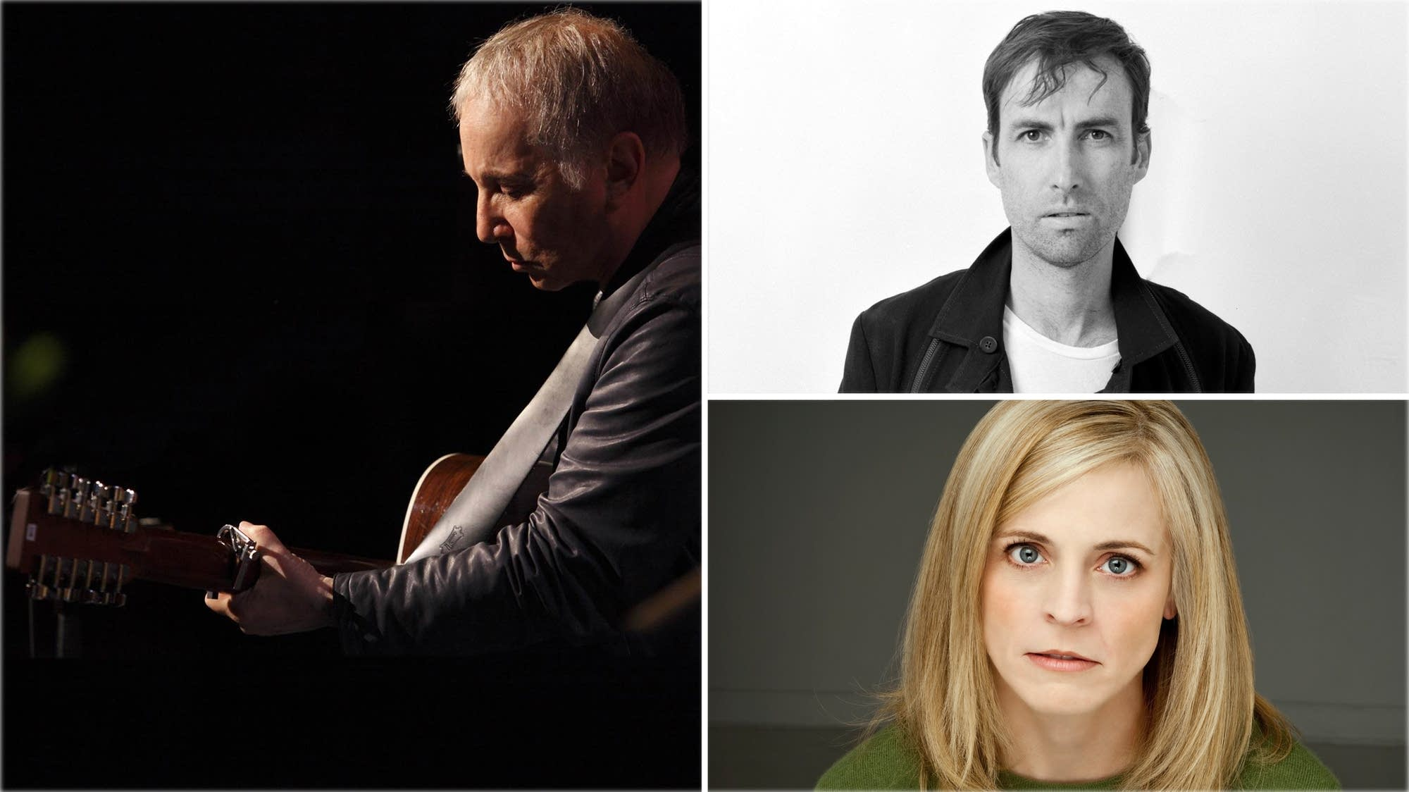 Paul Simon, Andrew Bird, Maria Bamford