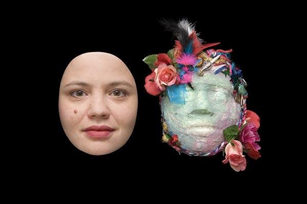 Amy's Mask
