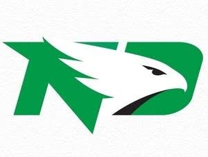 UND unveils Fighting Hawks logo