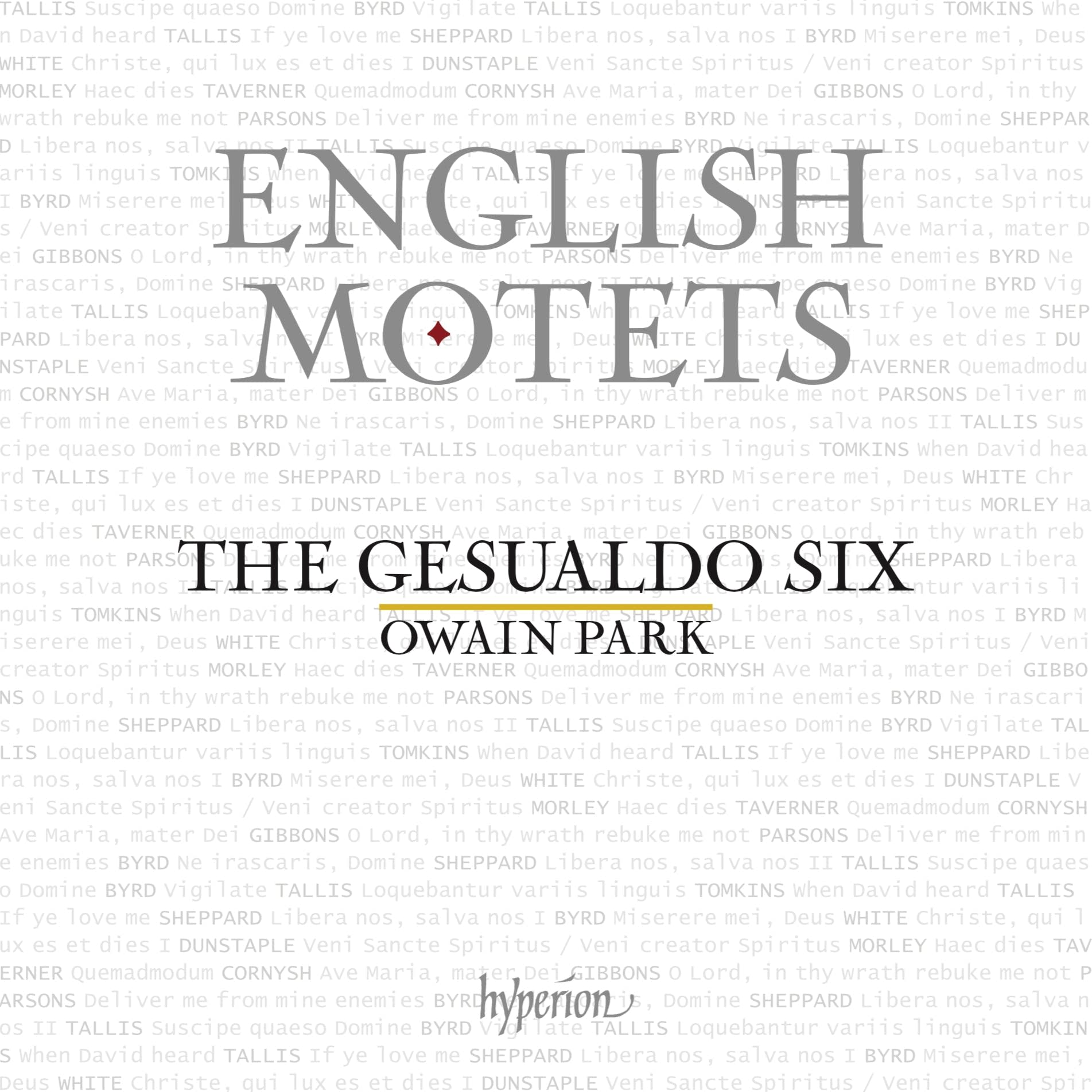 'English Motets'