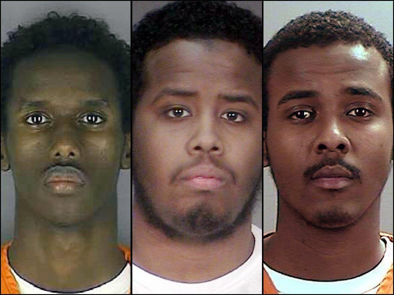 Omar, Farah, Daud