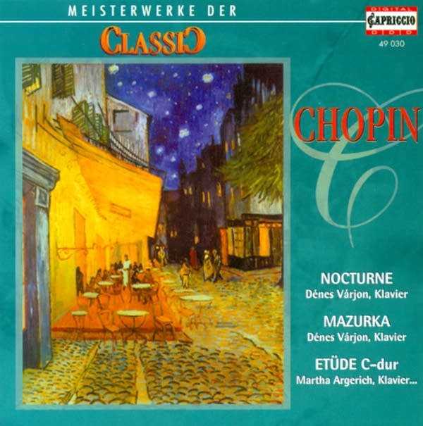 Frederic chopin nocturne no. 2 in e-flat major, op. 9, no. 2.