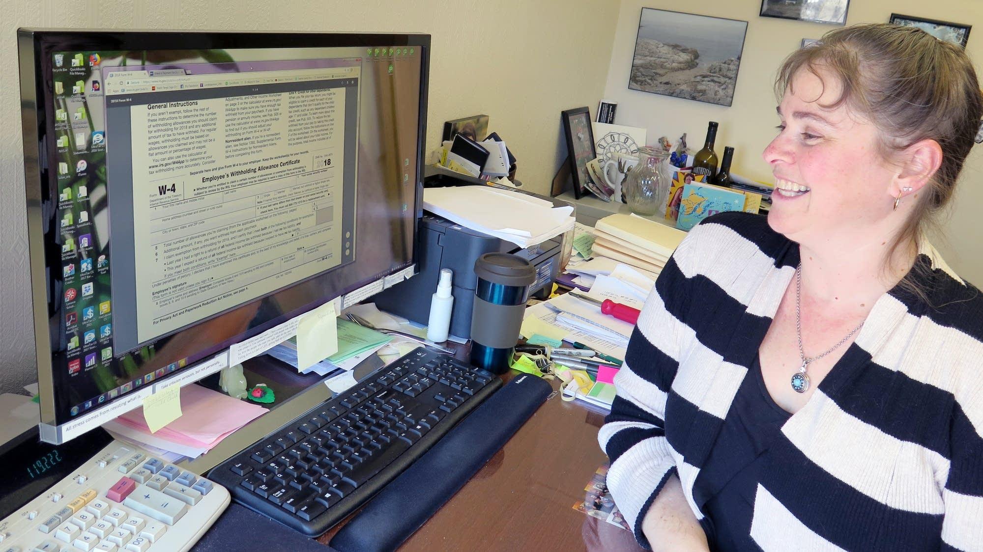Northfield Certified Public Accountant Ann Etter