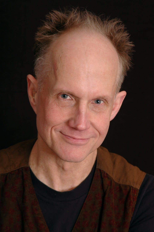 Poet Tony Hoagland