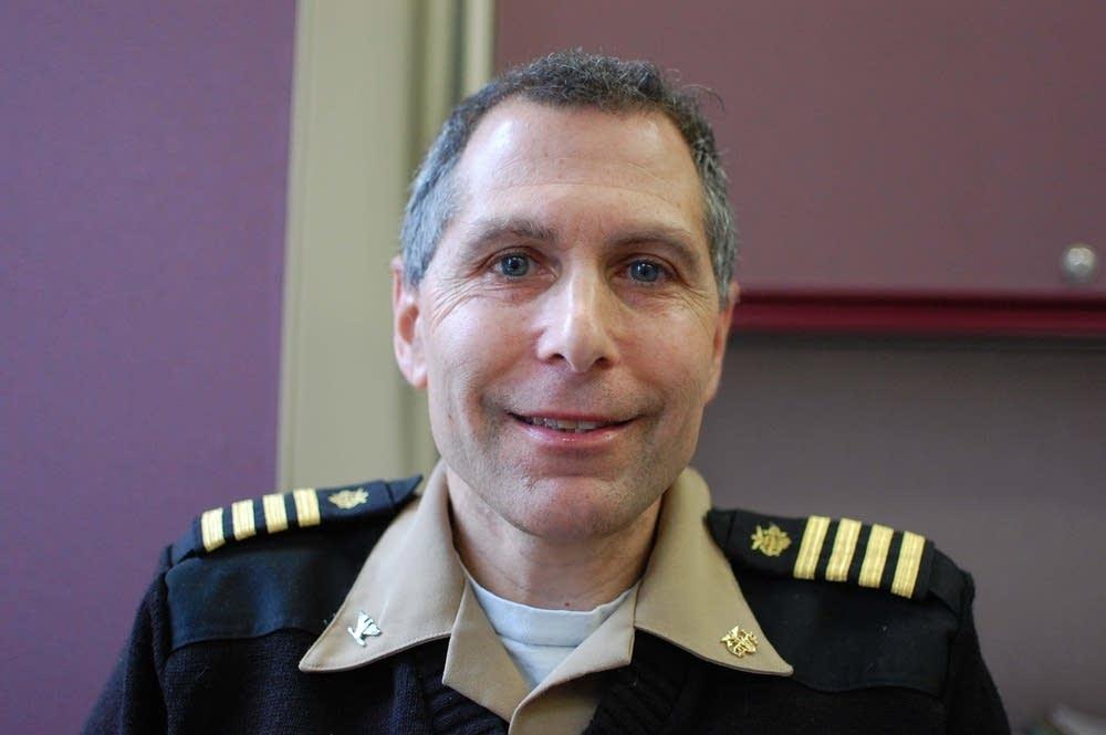 Dr. Steve Rith-Najarian