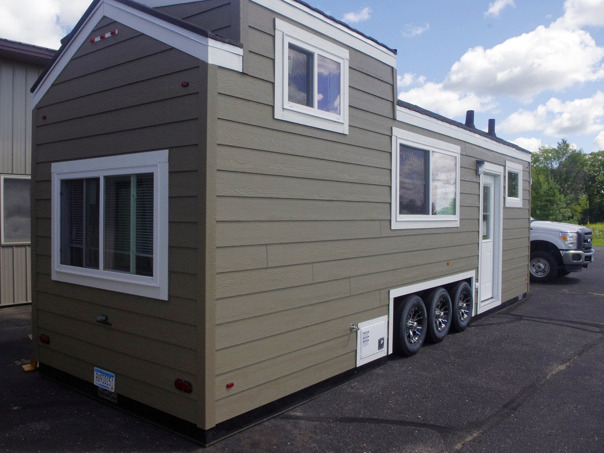Granny pods find lukewarm reception in Minnesota cities