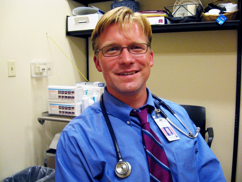 Dr. Will Nicholson