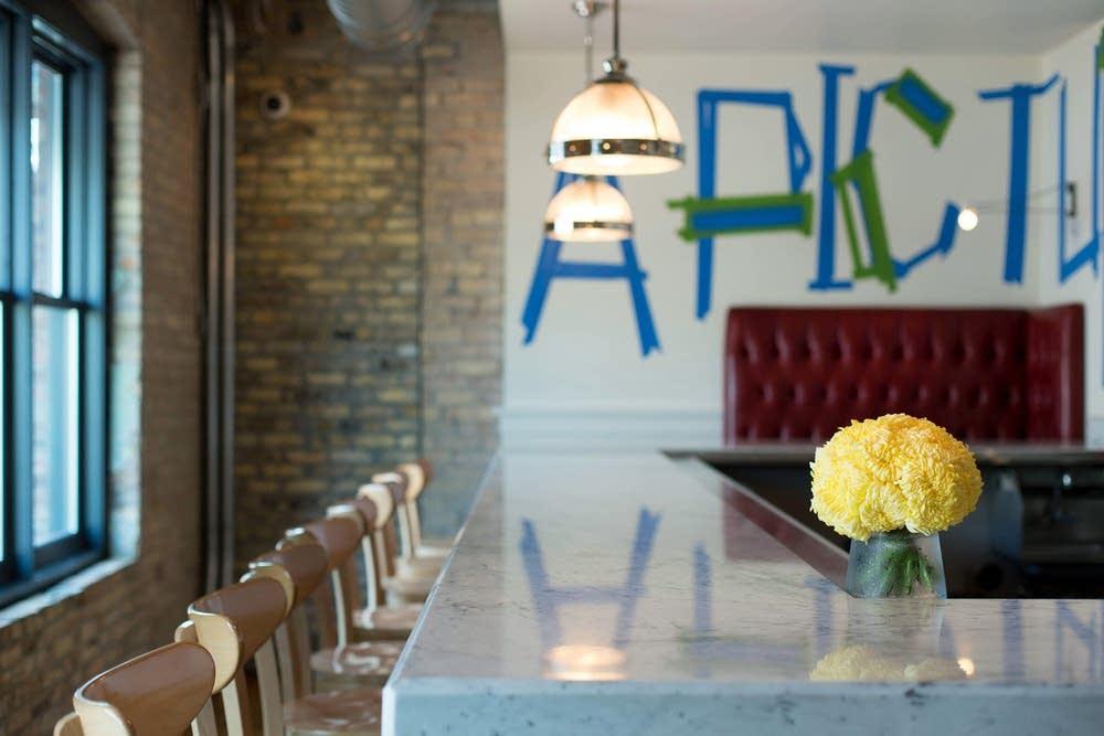 The Bachelor Farmer restaurant bar