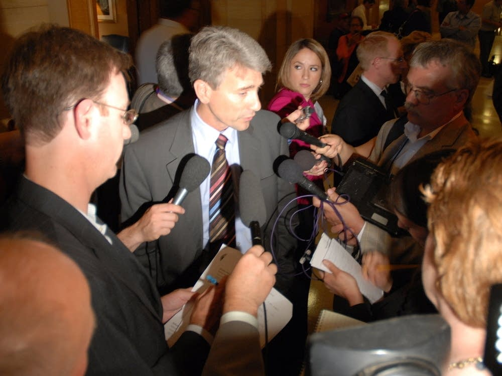 R.T. Rybak responds to unallotment