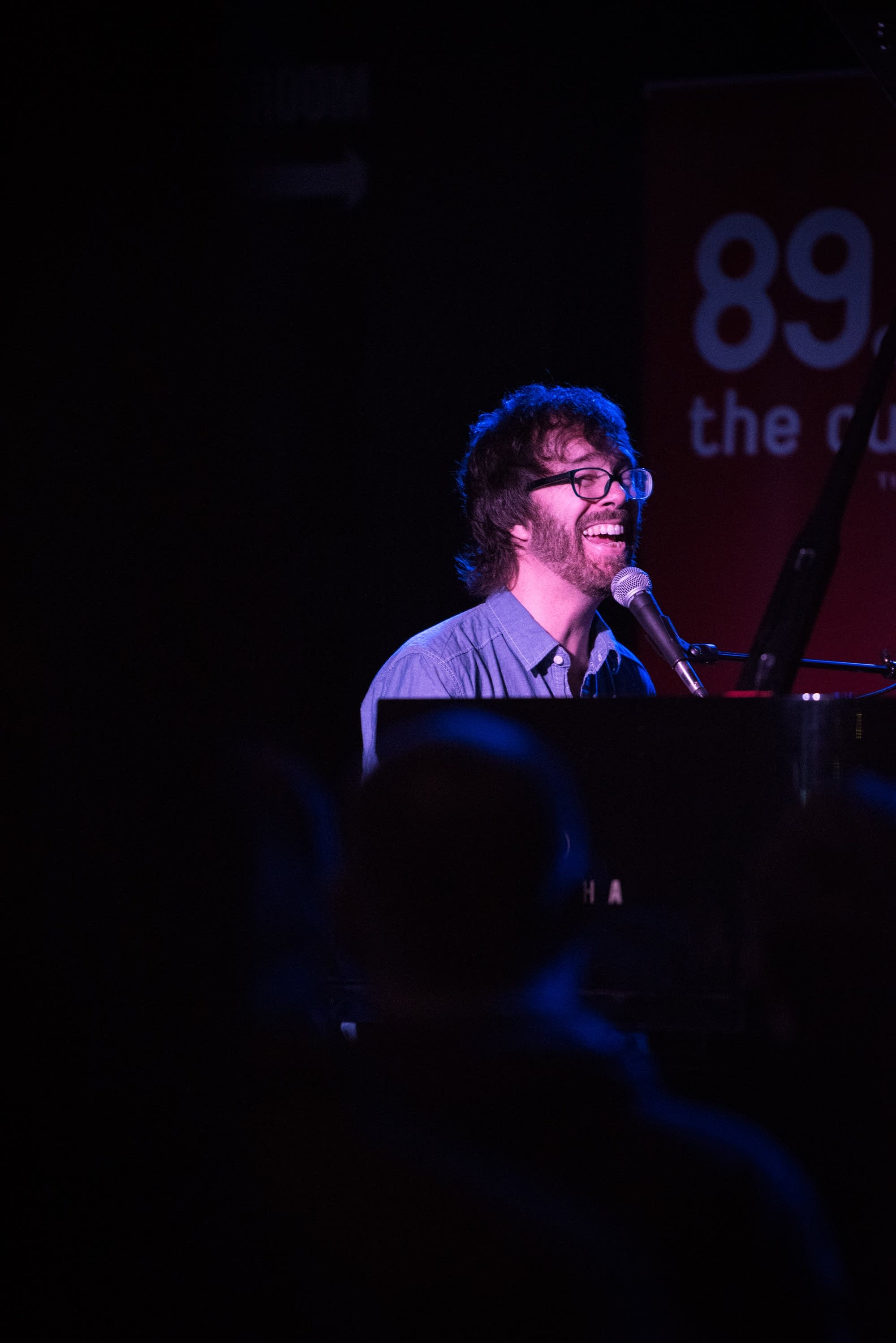 Ben Folds at the Turf Club - 7