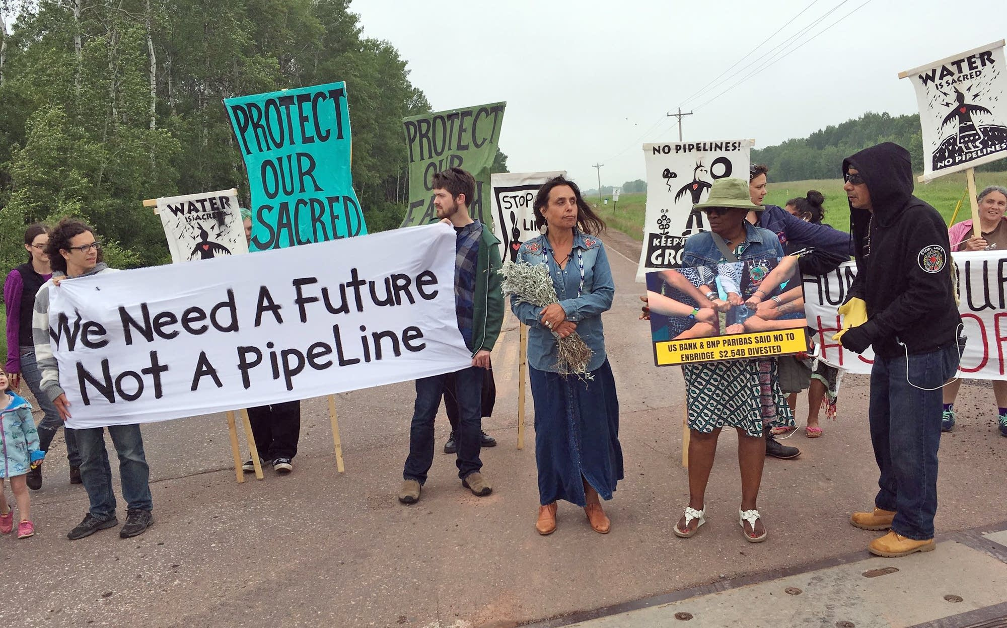 This isn't the end,' Enbridge and pipeline opponents agree