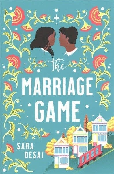 """""""The Marriage Game"""" by Sara Desai"""