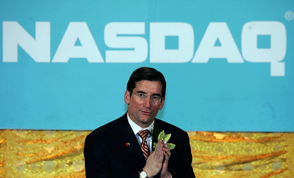 Bob Greifeld, NASDAQ CEO