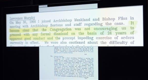 Church documents