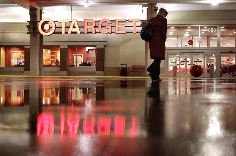 Target store in Atlanta