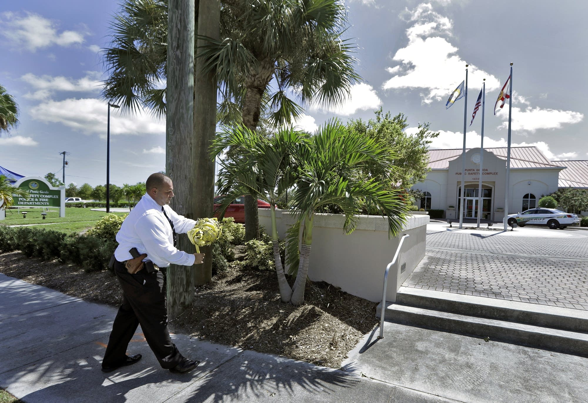 Florida police: Real ammo used by mistake in fatal training
