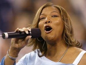 Queen Latifah vs. Chuck D.: Match #40