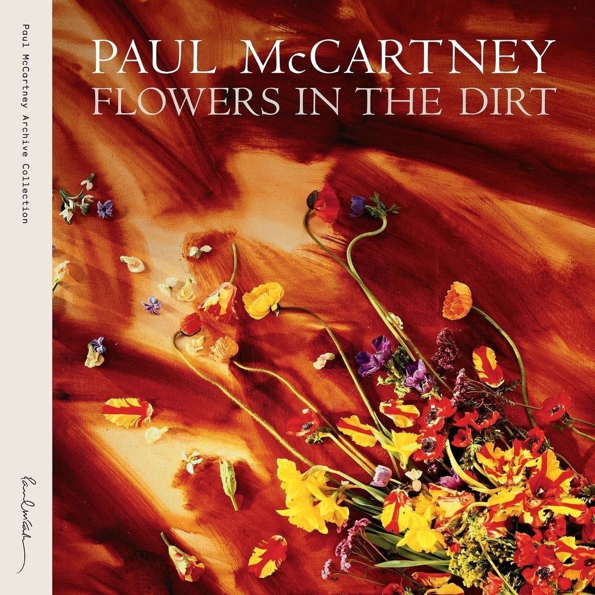 Paul McCartney, 'Flowers in the Dirt'