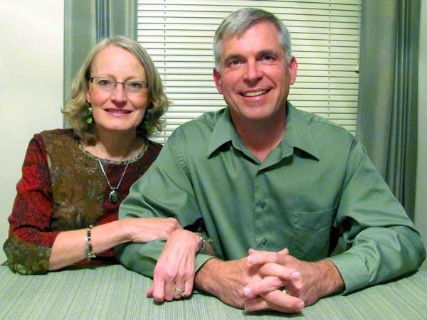 SPCO principal trumpter and wife