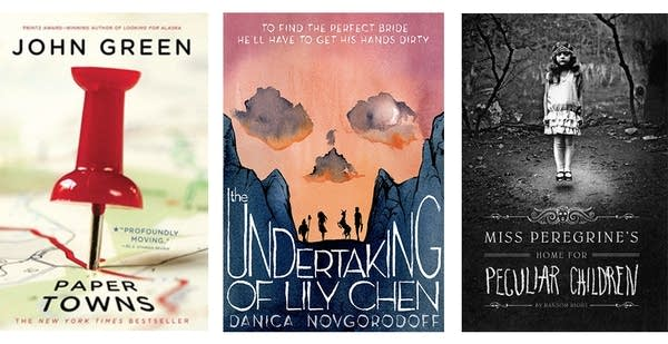 Young adult summer reads