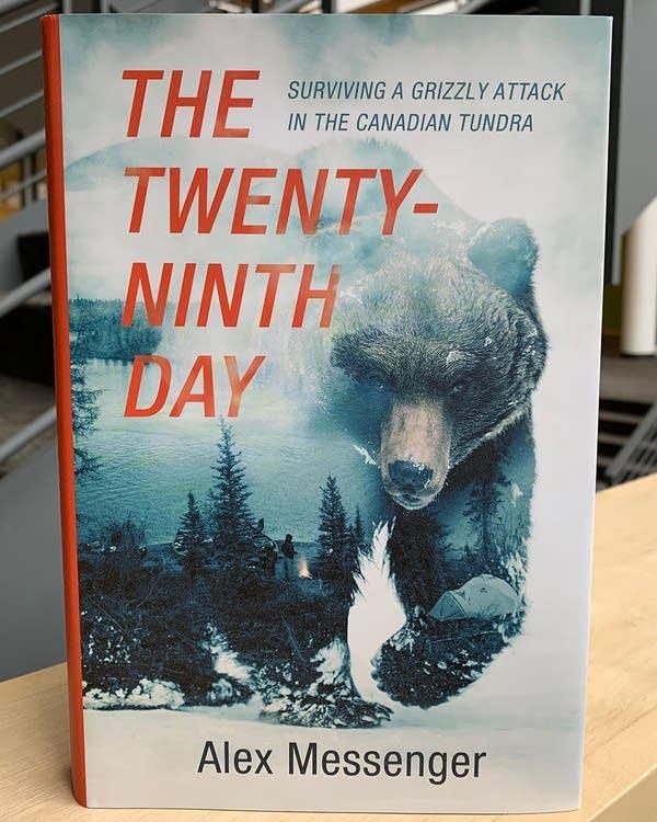 Duluth author Alex Messengers new book