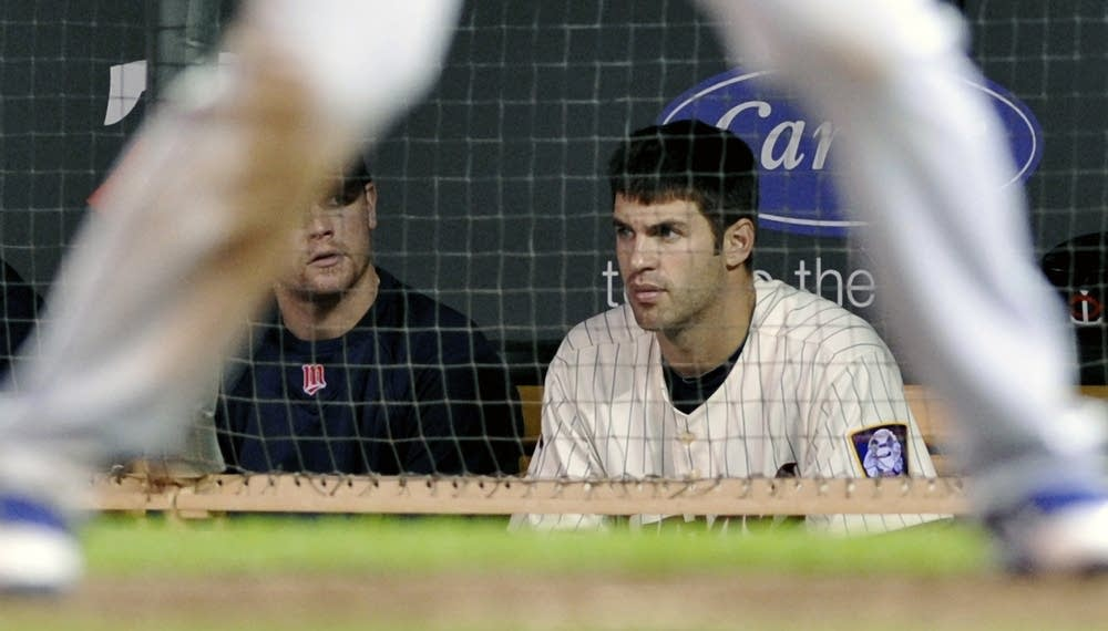 Joe Mauer, Justin Morneau