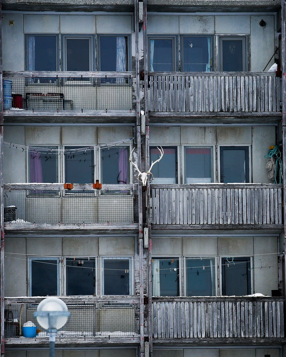 Apartment Block: The Arctic Suicides: It's Not The Dark That Kills You