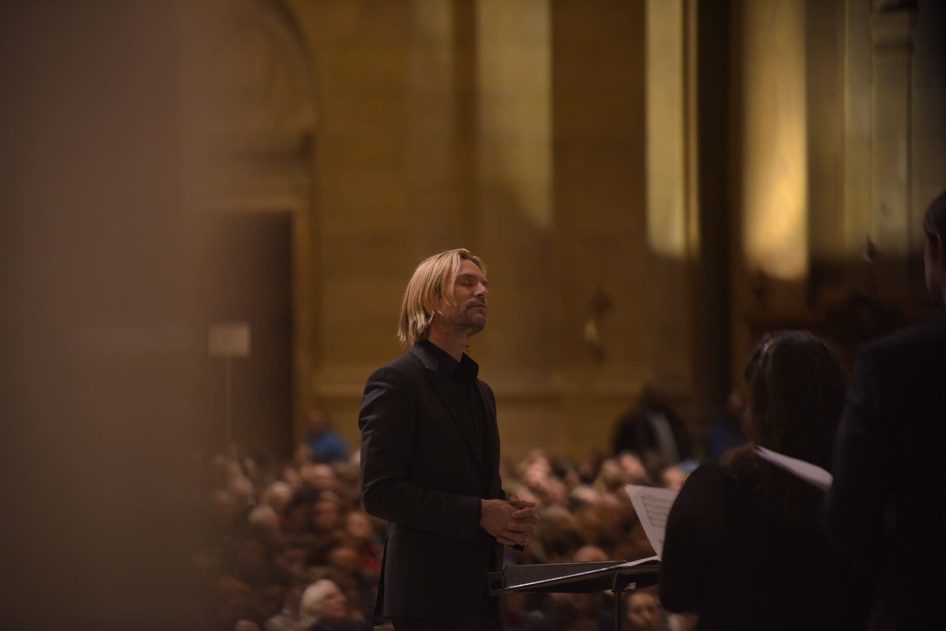 Eric Whitacre Singers in St. Paul