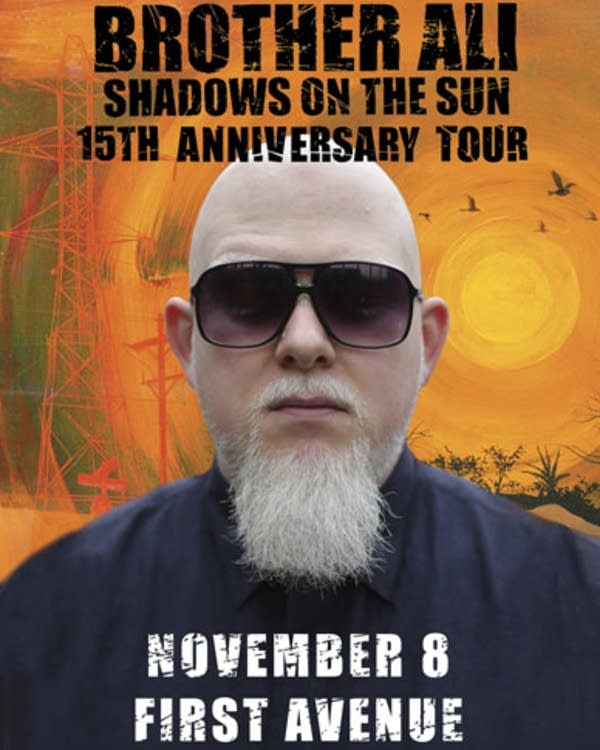 Brother Ali Shadows on the Sun tour