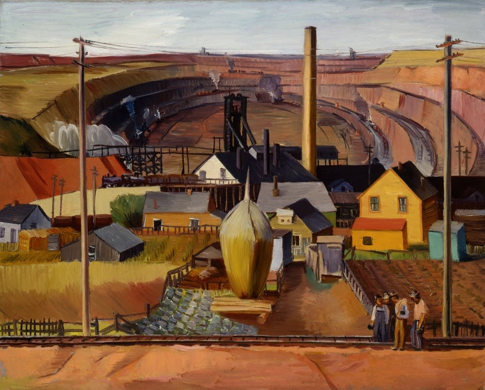 'Northern Minnesota Mine'