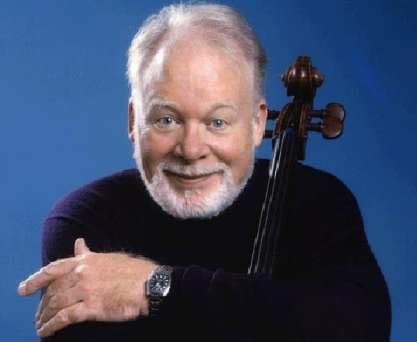 Cellist, Lynn Harrell