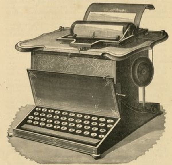 QWERTY traveled from typewriter to iPhone, but alternative ...