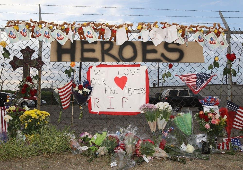 Arizona firefighters memorial