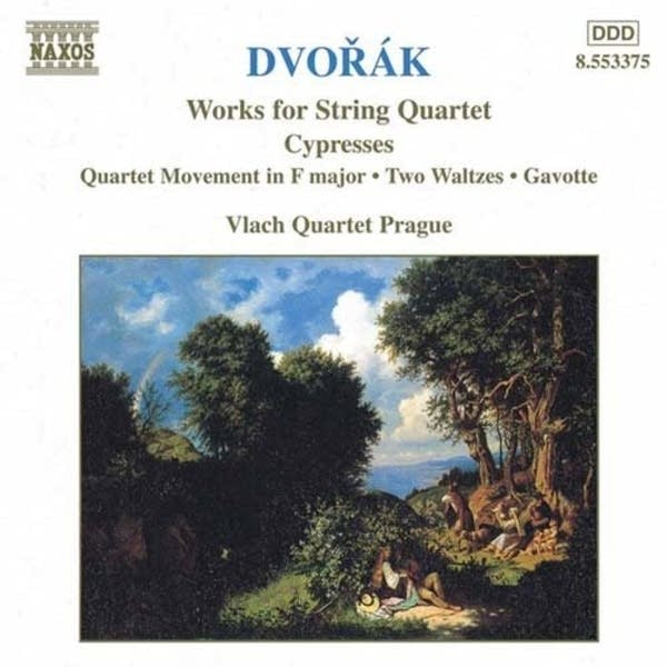 Antonin Dvorak - Cypresses: When Thy Sweet Glances