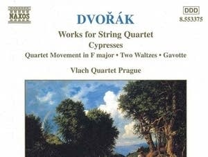 Antonin Dvorak - Cypresses: When Thy Sweet Glances