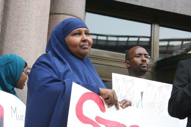 Activist Abia Ali