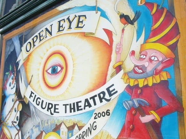 Open Eye facade
