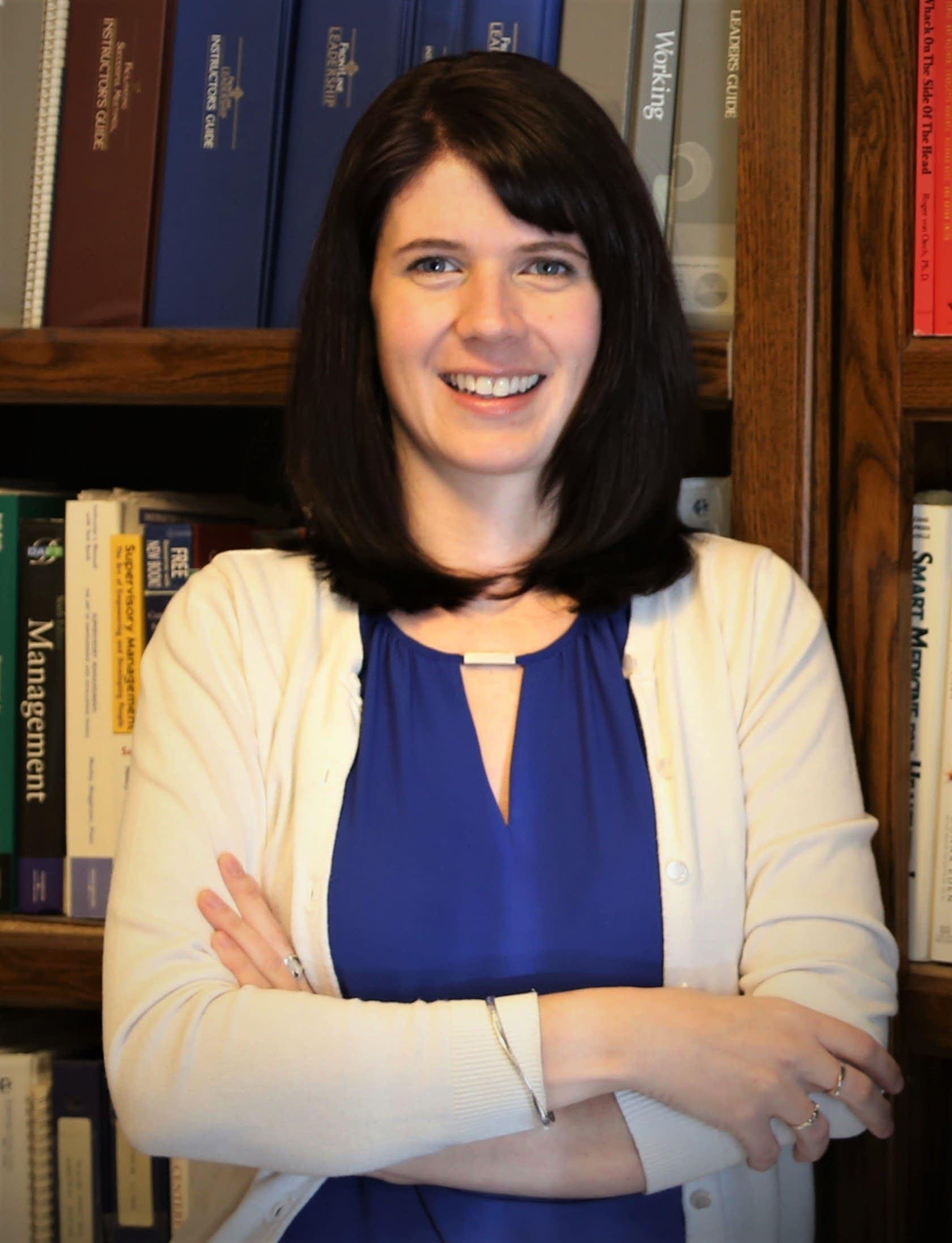 Leah Phifer will challenge incumbent Congressman Rick Nolan.