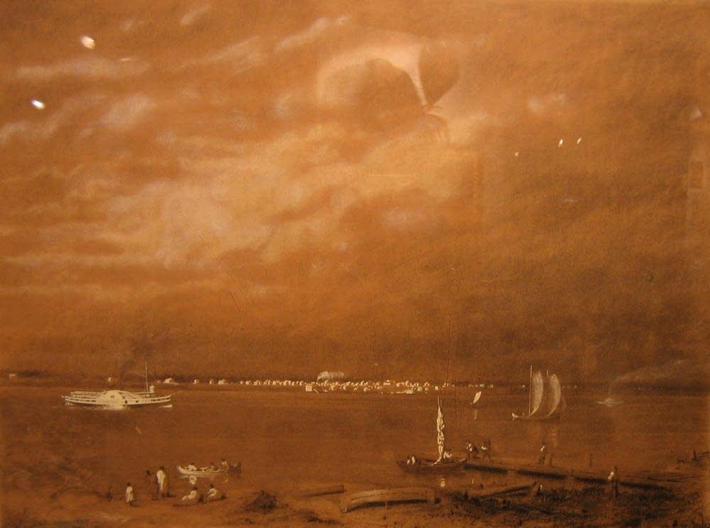 St Louis Bay (1856)